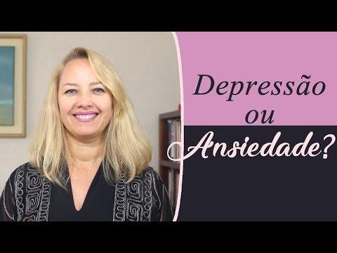 Ansiedade ou depressão, o que eu tenho?  - Da Ansiedade a Liberdade
