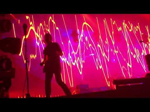 Radiohead - The National Anthem (Boston 7-28-2018)