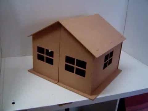 Casa Miniatura Escala 1:10 - Produto.MPG - YouTube - photo#20