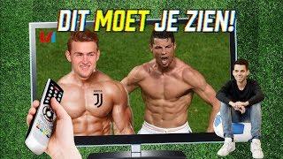 Krachtpatser Matthijs de Ligt Is Nog 20% Breder Geworden Bij Juventus!
