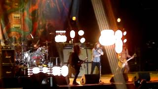 "SLASH - Paradise city. ""Download festival 2012"" Donington"
