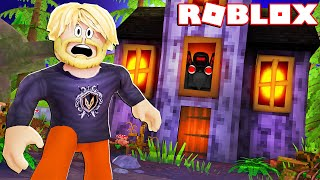 DAS MOST HAUNTED HAUS IN ROBLOX?! * ALLE ENDINGS *:: Roblox * Camping * Danish-Haunted House