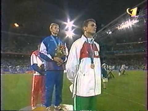Sydney Athletics 2000 Олимпийские игры в Сиднее