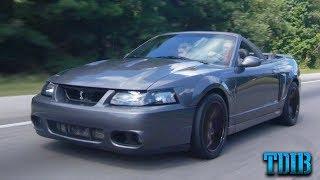 NASTY 530HP Terminator Cobra Review -The Best Sounding Car Ever