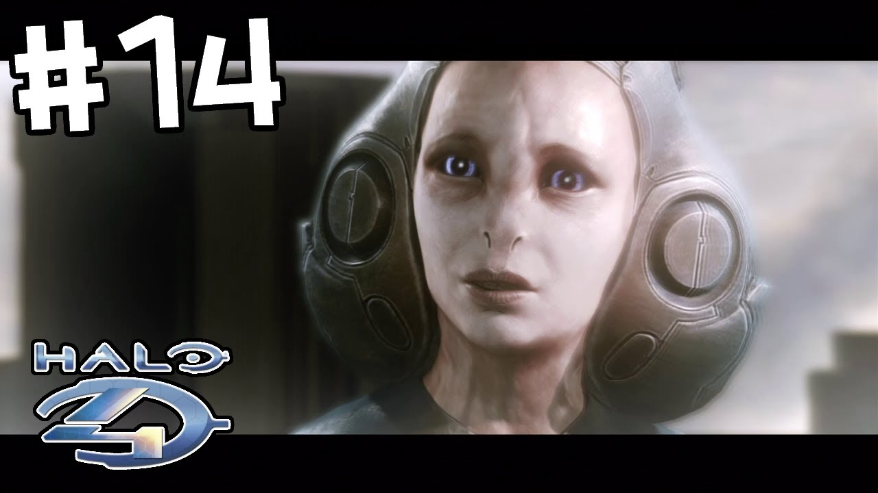 Halo 4 Gameplay Walkthrough Part 14 Mission 5