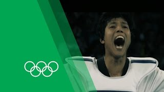 Olympics: From Beijing to Sochi - Incredible Olympic Moments | Olympic Rewind