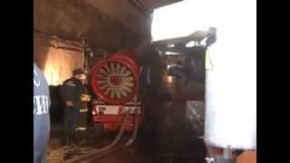 Предприятие приступило к реализации целевой программы «Пожарная безопасность на период до 2018 года»