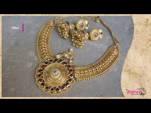 Shamini Patel - exquisite jewellery