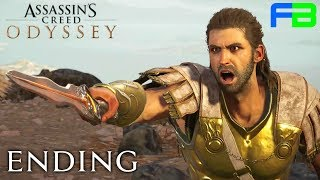 Assassin's Creed Odyssey Ending: Part 85 - Xbox One X Gameplay Walkthrough