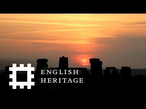 Summer Solstice Timelapse Stonehenge 2017