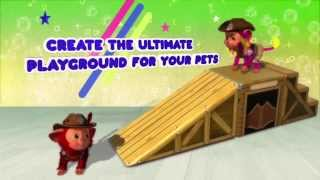 EyePet and Friends Official E3 HD video game trailer - PS3