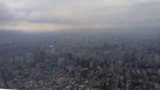 Taipei 101- 91st Floor (Outdoor Observation Deck)