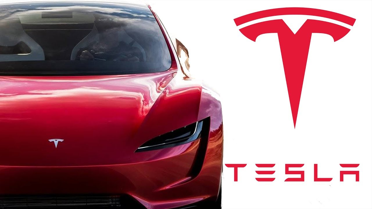 New Tesla Roadster The Picture