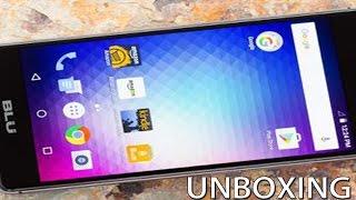 BLU R1 HD Unboxing...A Good Smartphone For 60 Bucks?