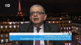 خطار أبو دياب: كان الأجدر بأووربا إرسال قوات على الأرض في حلب لتأمين ممرات آمنة | المسائية