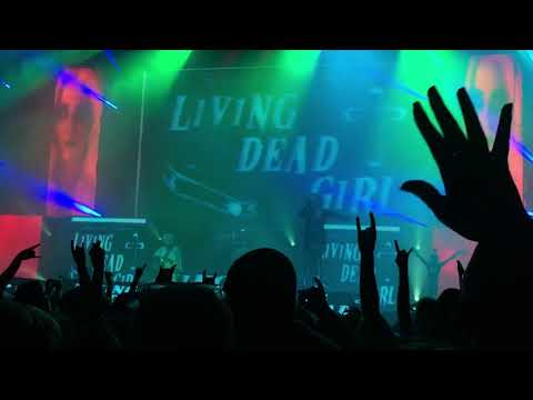 Rob Zombie - Living Dead Girl - Live In St. Louis, MO - (07/14/2018)