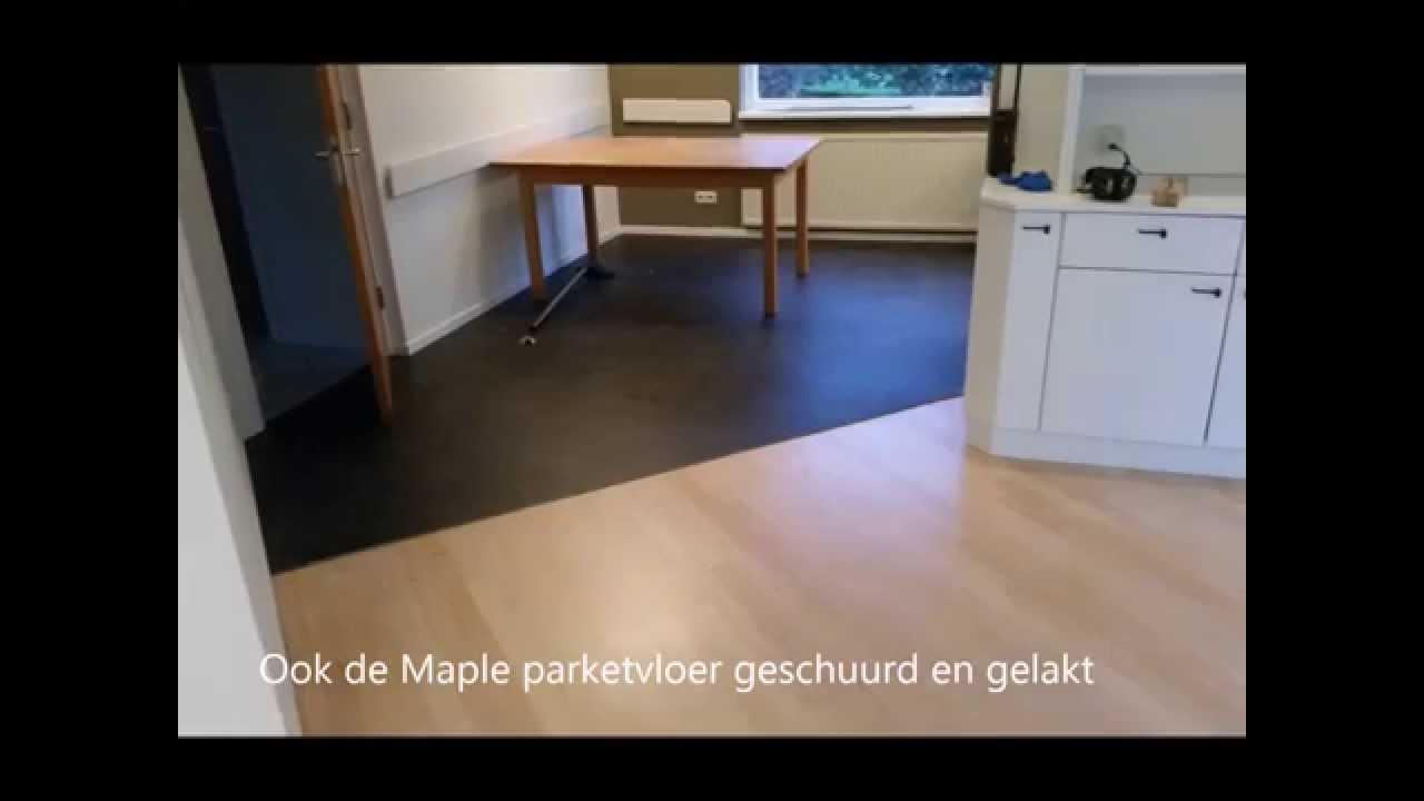 Pvc tegel vloer leggen in enschede door loman parket youtube
