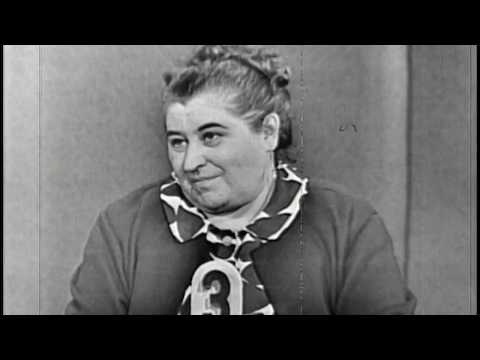 Spell Casting Witch on To Tell The Truth 1964 | BUZZR