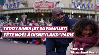 La Parade de Noël Disney avec Teddy Riner