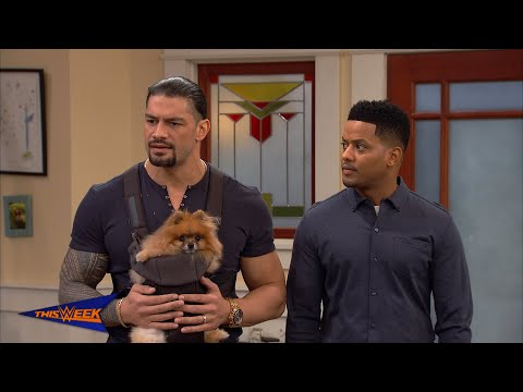 "Roman Reigns guest stars on Nickelodeon's ""Cousins for Life"""