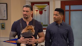 "Download Roman Reigns guest stars on Nickelodeon's ""Cousins for Life"" Mp3 and Videos"