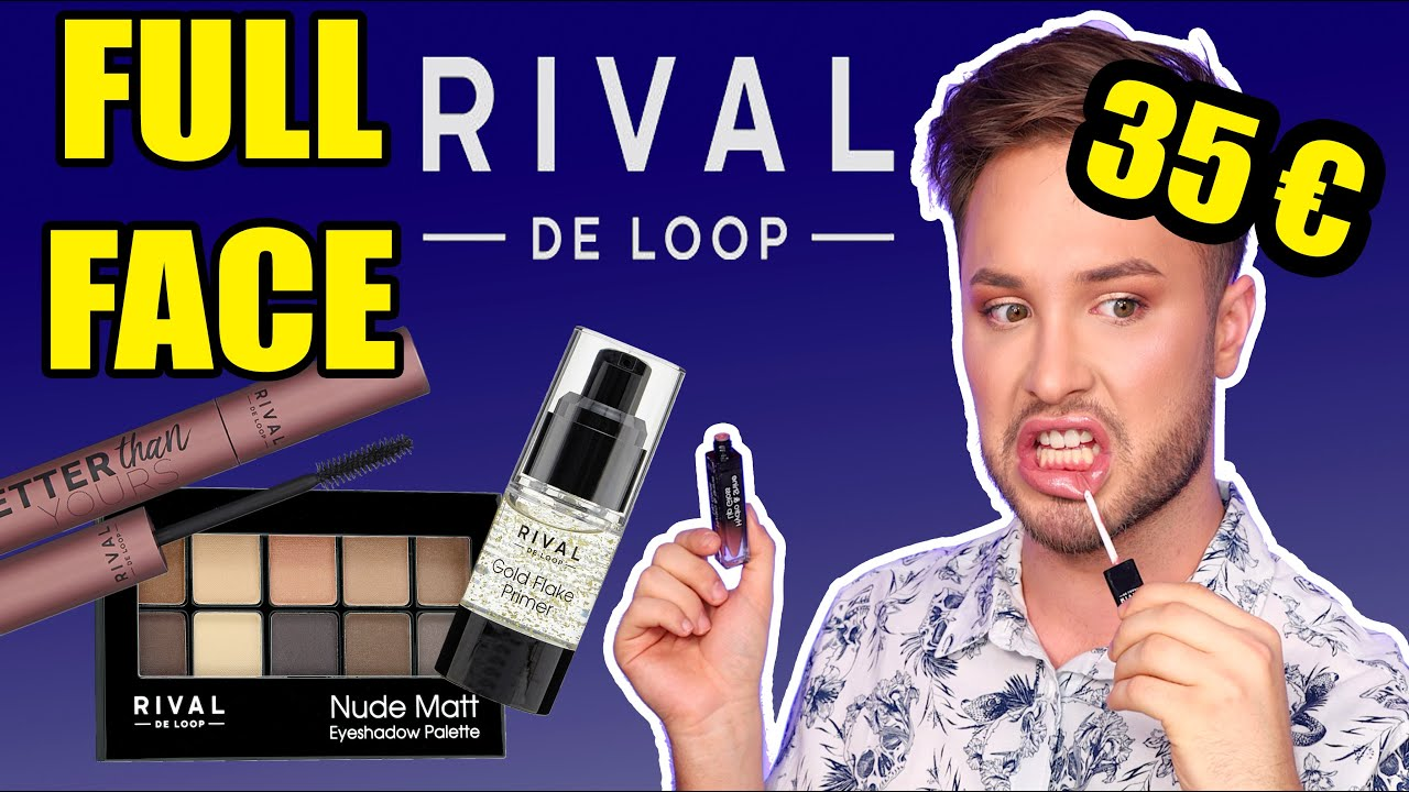 Günstiges FULL FACE Rival De Loop | Maxim Giacomo