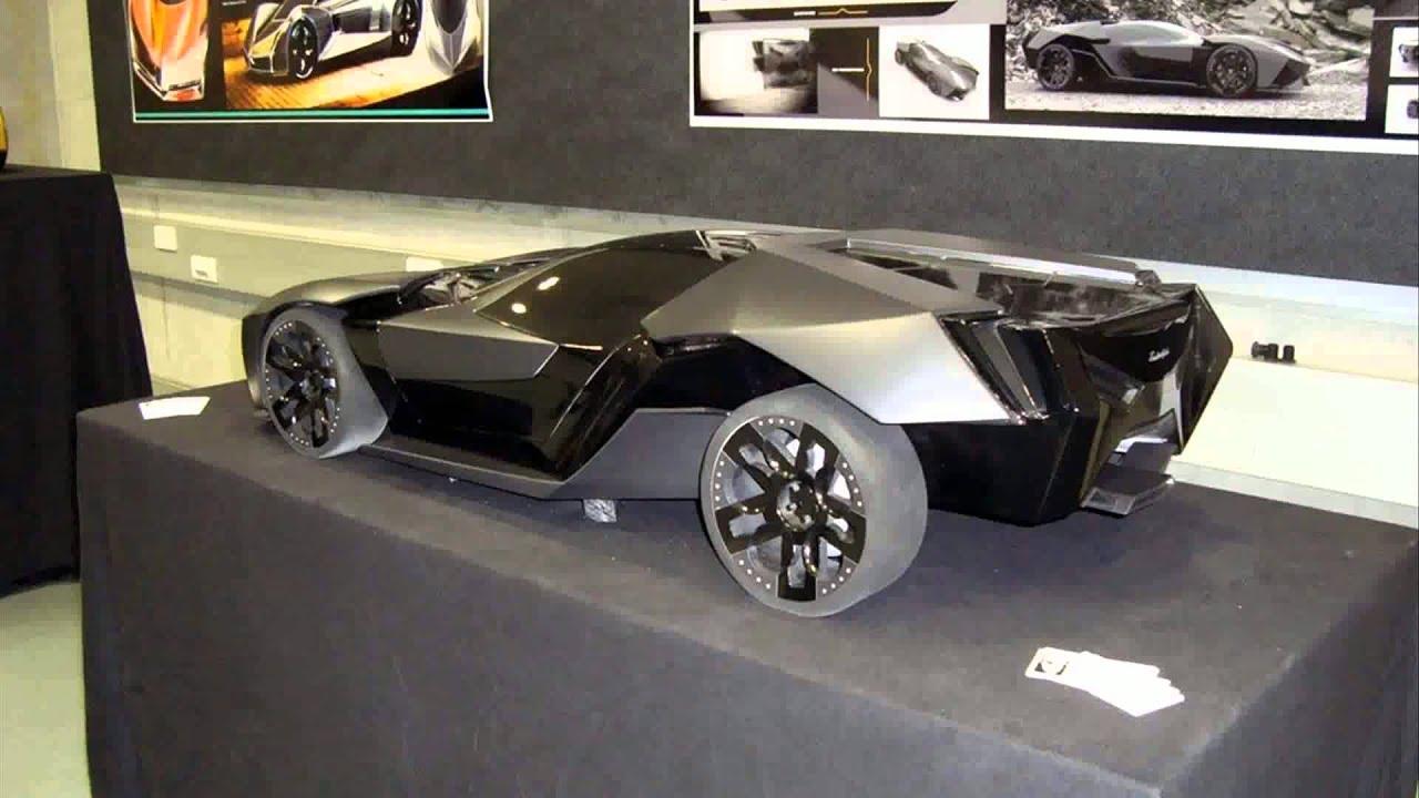 Lamborghini ankonian concept interior lamborghini - 2016 Model Lamborghini Ankonian Concept