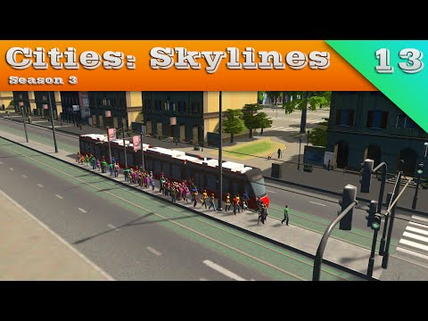 OVER THE CAPACITY - Cities: Skylines, S.3, Ep.13