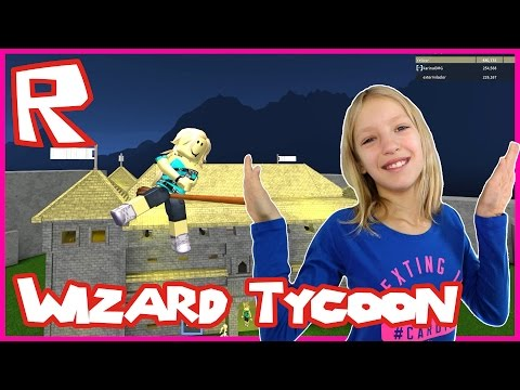I Believe I Can Fly / Roblox Wizard Tycoon