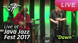 "World Peace Trio @ Java Jazz Festival 2017 - ""Dawn"""