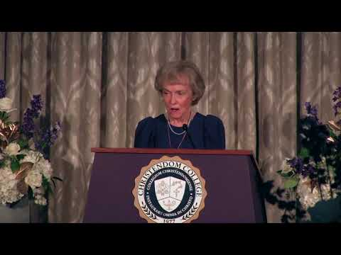 Anne Carroll | Remarks | 40th Anniversary Celebration Gala