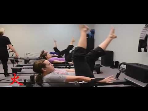 Pilates Small Group Classes Palo Alto KB Fitness