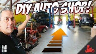 Do It Yourself Auto Shop 🛠 DitY Auto Repair!