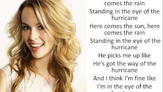 Download Hurricane Bridgit Mendler ( Lyrics )