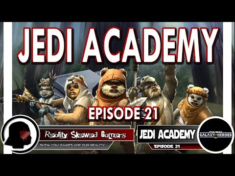 SWGOH Jedi Academy Episode 21 Live Q&A | Star Wars: Galaxy of Heroes #swgoh