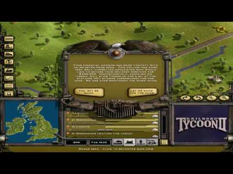 Railroad Tycoon 2 Platinum - 07 - Classic Campaign: Birth of the Iron Horse