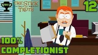 Nazi Zombie Bounty - South Park: The Stick of Truth Walkthrough Ep. 12 [100% Completionist]