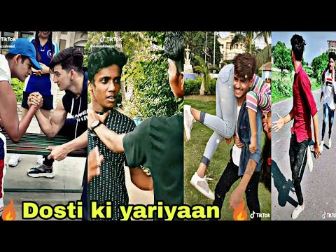 Dosti ki yariyaan Tik Tok Trending videos  Sanjay dutt dialogues John Abraham Team07 Mr faisu riyaz
