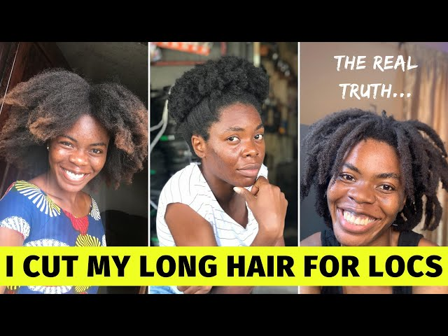 The Truth About My Dreadlocks Journey - WHY I Chose FREEFORM Locs| 4c Hair Dreads FAQ