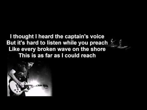 U2 - Every breaking wave (karaoke ok)