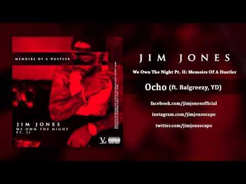 Jim Jones - Ocho ft. Balgreezy & YD (Audio)