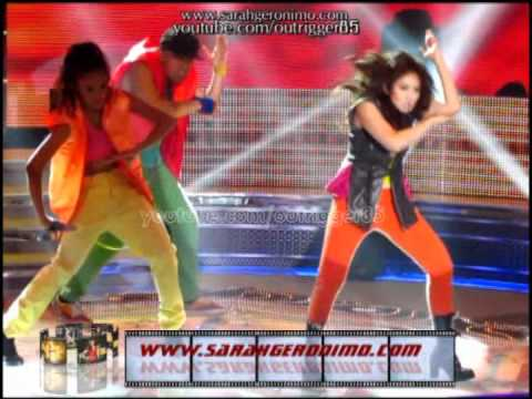Sarah geronimo dating dancers