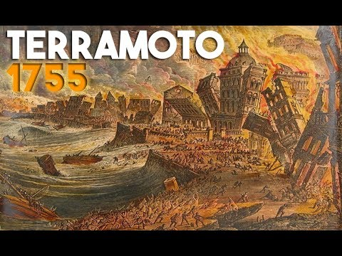 (Terramoto de 1755) Perfect Storms: Gods Wrath, Lisbon