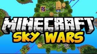 Minecraft: Sky Wars   Suntem pusi pe glume    #8 w/Andy