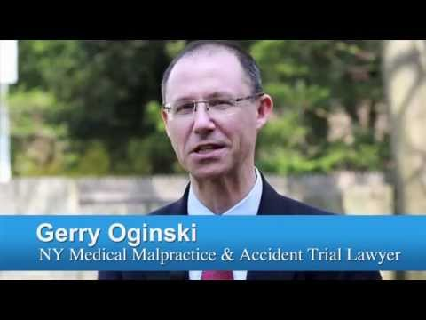 """""""Doctor, What Documents Did You Receive From Defense Counsel?"""" NY Attorney Gerry Oginski Explains"""