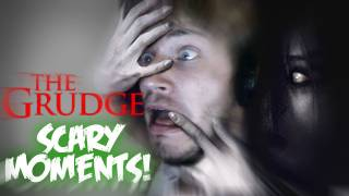 Ju-On The Grudge Scary Moments (Funny Montage)
