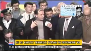 Pacepa: Ceausescu a fost executat pentru a i se inchide gura urgent