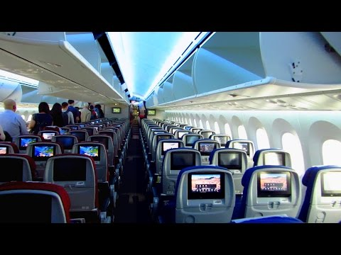 TRIP REPORT | LATAM 787-9 Dreamliner | Madrid to Frankfurt | Economy Class [Full HD]