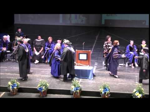 Schenectady County Community College SCCC Commencement 2015