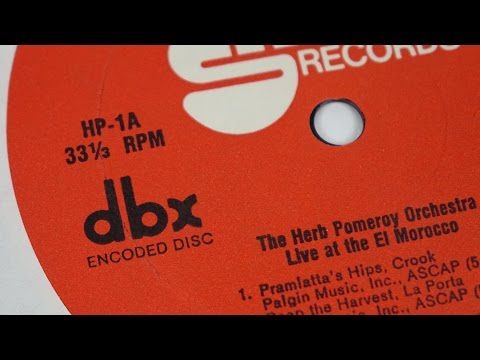 Retro HiFi: DBX Disc - The Best Thing You Probably Haven't Heard
